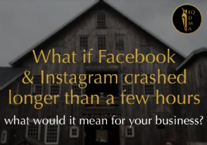 What if Facebook or Instagram Crashed Permanently?